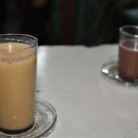 Bandrek susu dan kopi susu