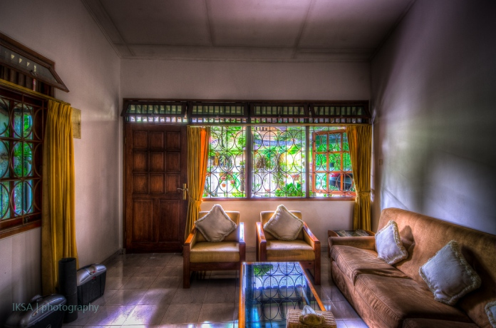 HDR Contoh Paintrly