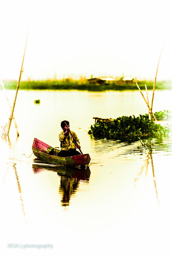 Nelayan Rawa Pening