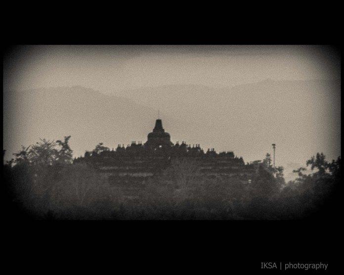 Borobudur 540mm