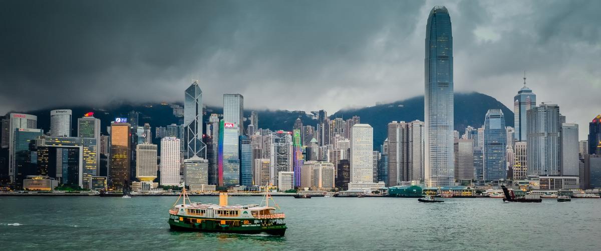 Hongkong Boat