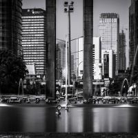 Jakarta Sepi: Belum Sukses Dengan Long Exposure