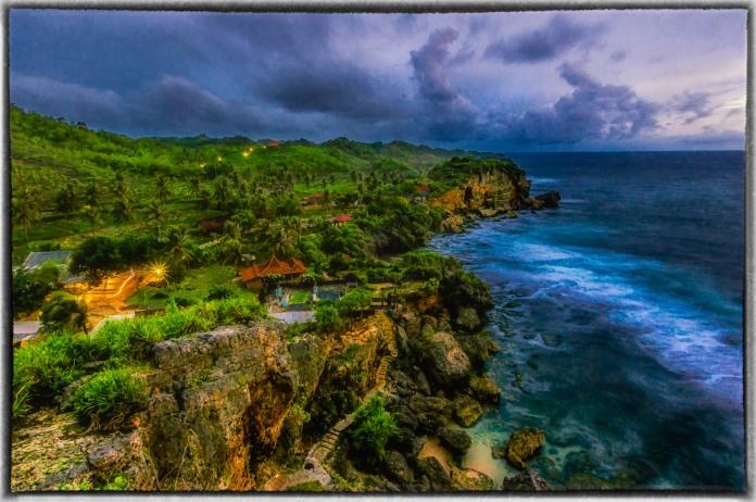 Ngobaran Beach - Iksa Menajang