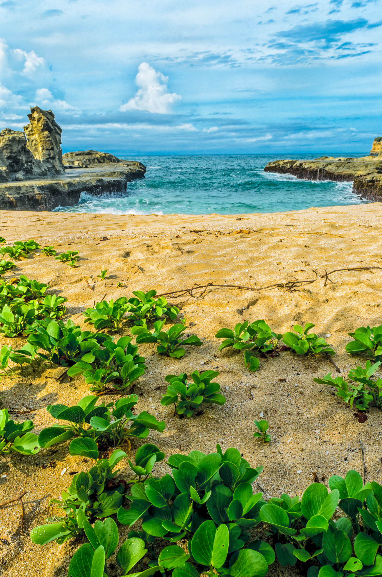 Pantai Klayar Pacitan  - Iksa Menajang