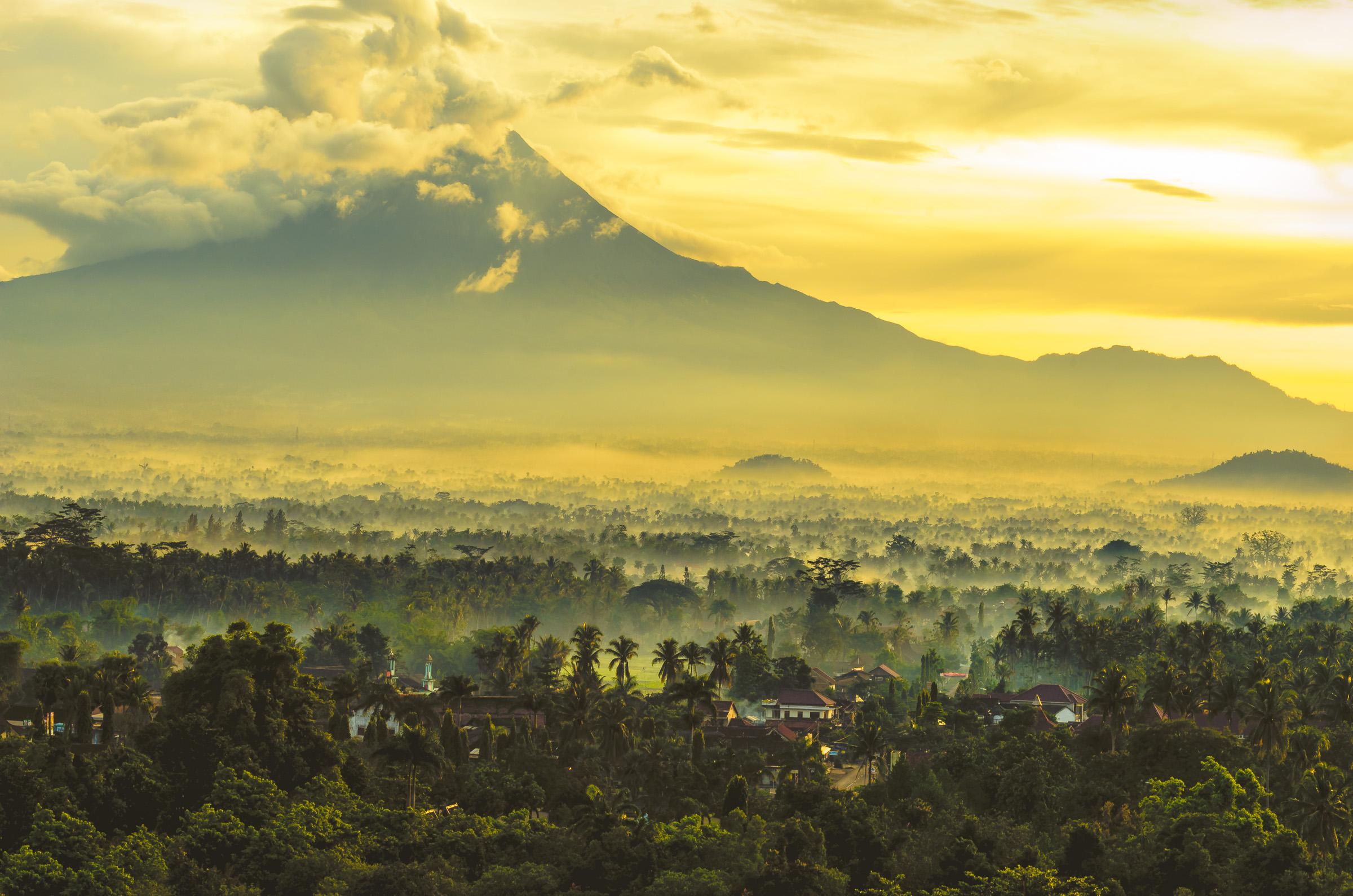 Borobudur Manohara - Iksa Menajang