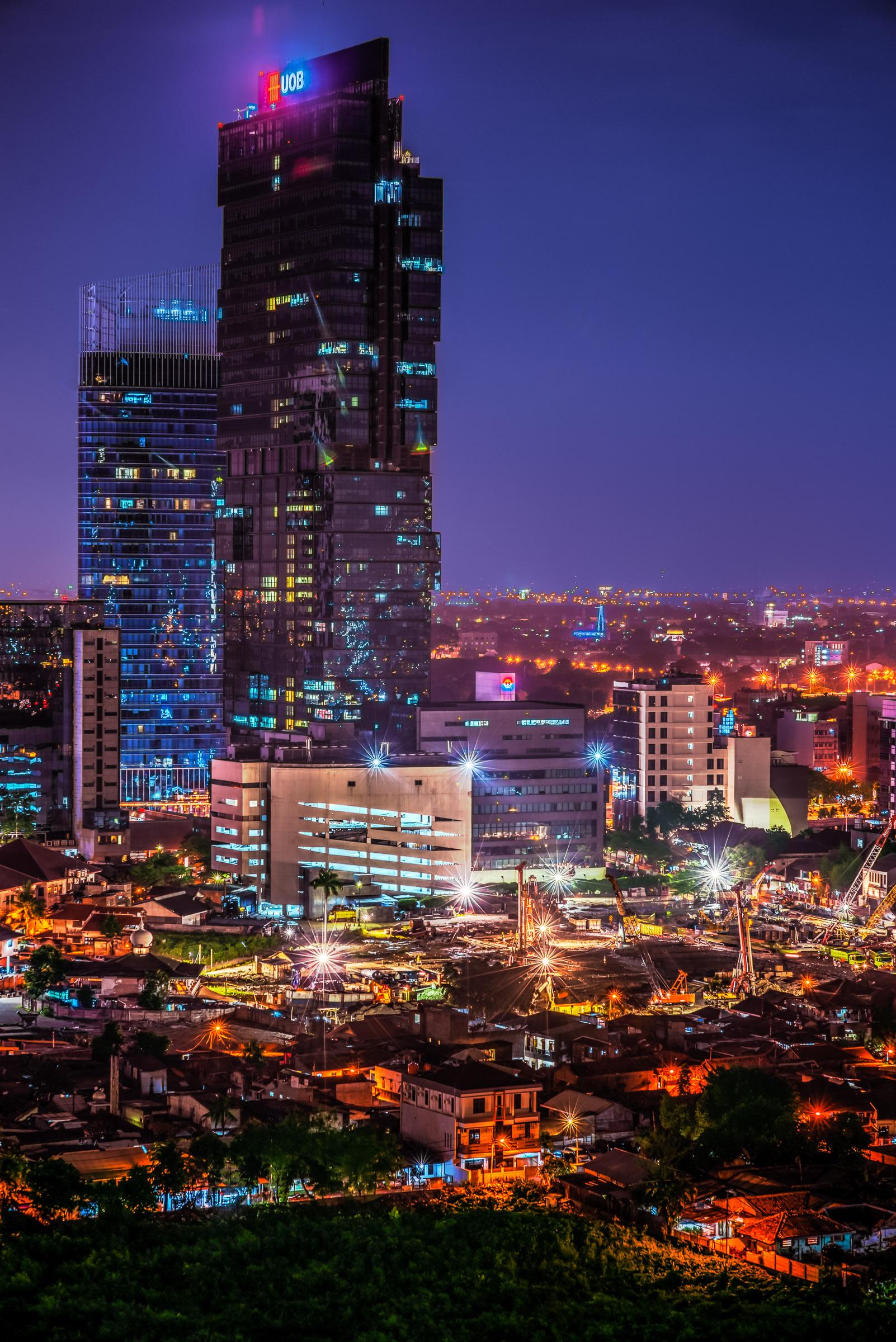 Jakarta Citiscape - Iksa Menajang