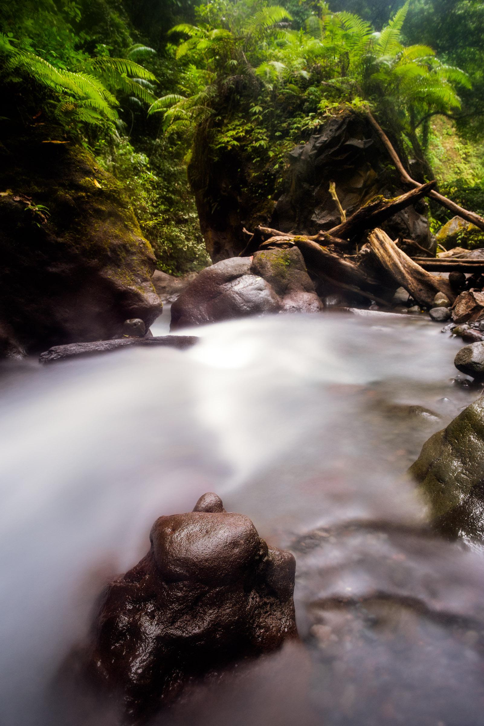 Tiu Kelep Creek - Iksa Menajang