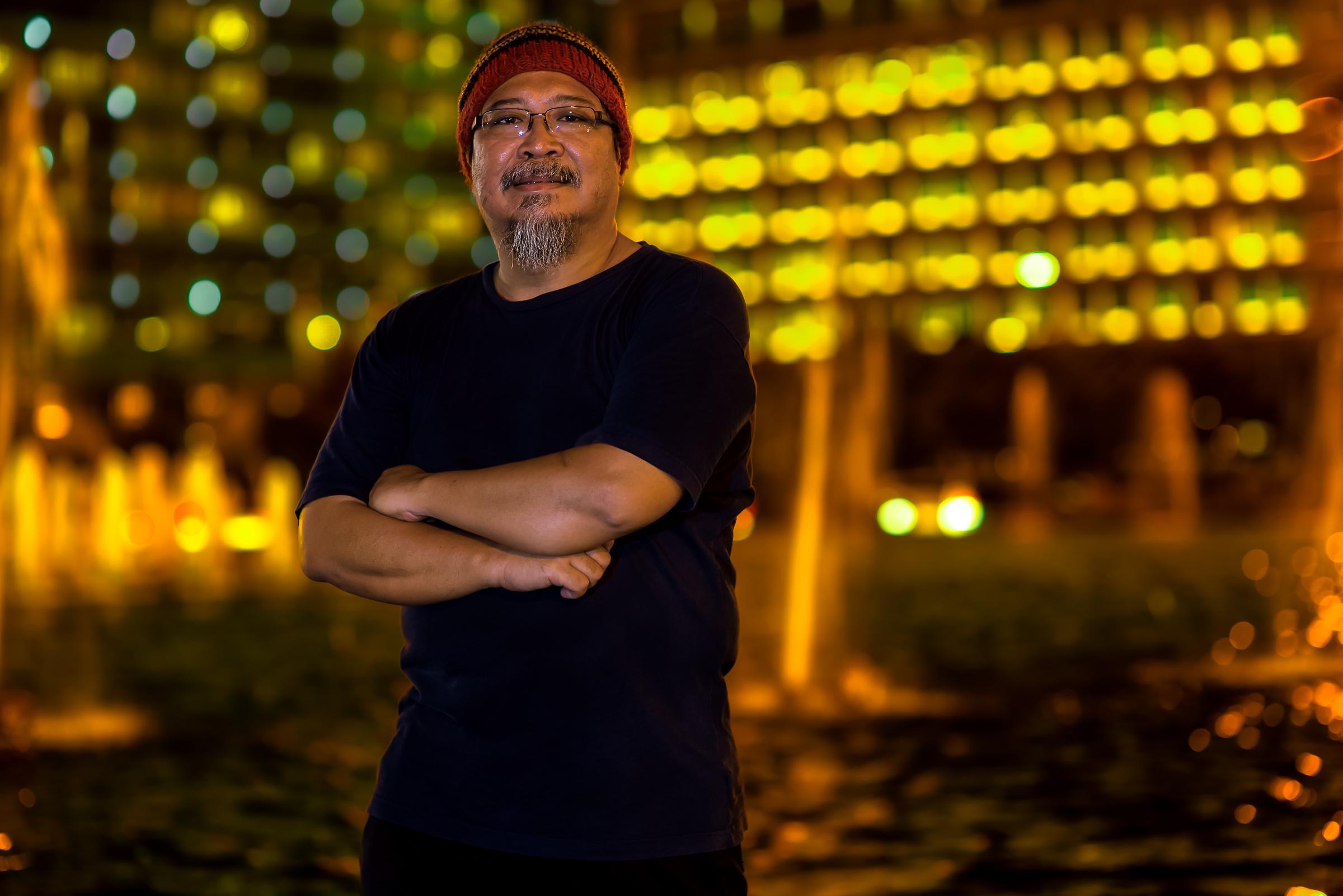 Portrait - Iksa Menajang
