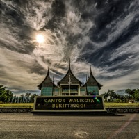 The Office Of Bukittinggi's Mayor