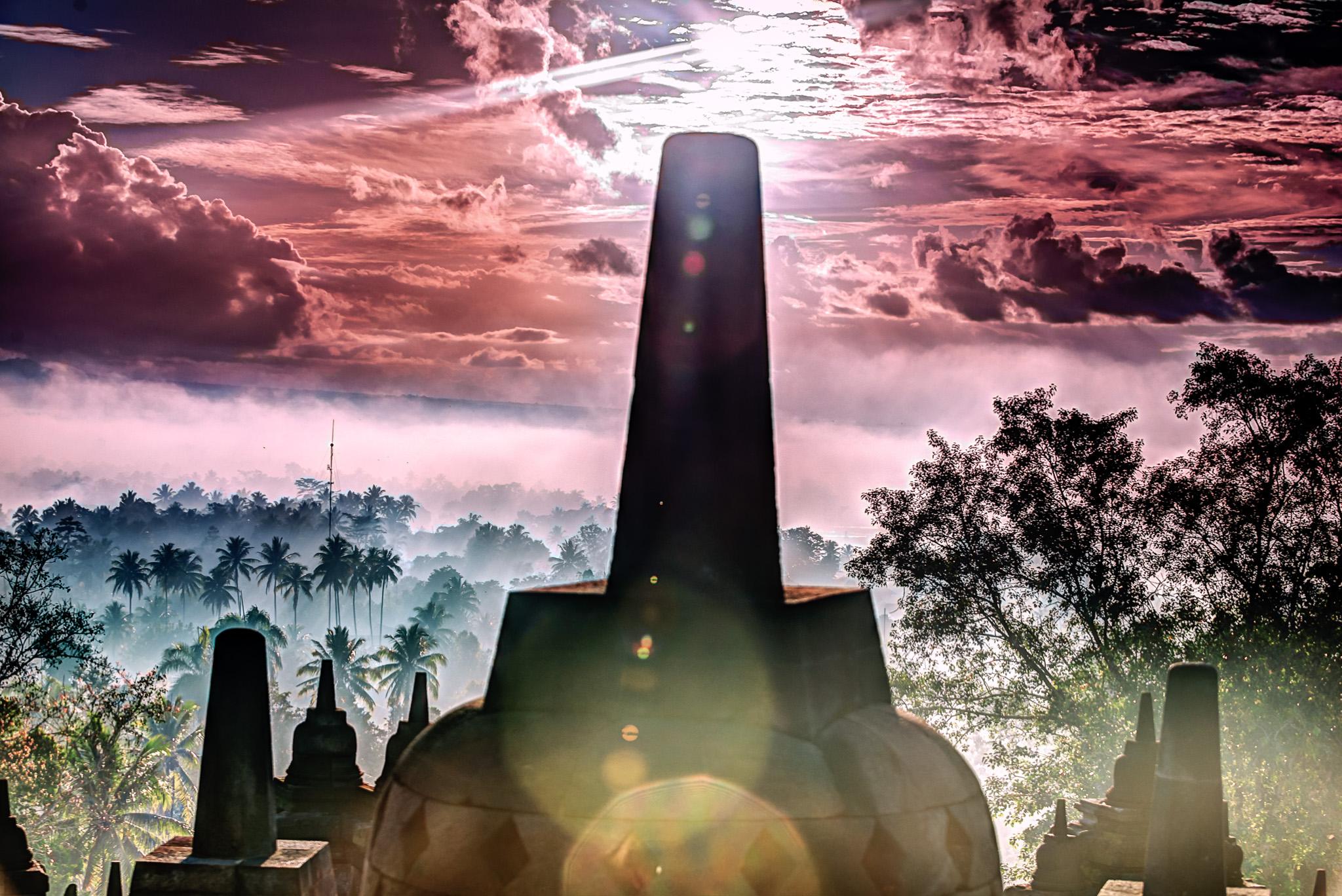 Stupa Borobudur