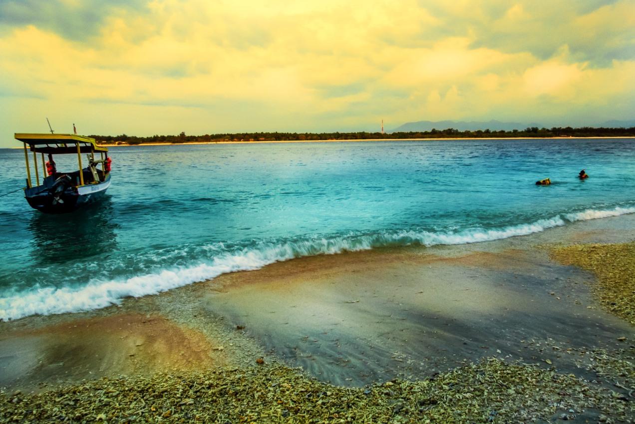 Lombok - Iksa Menajang