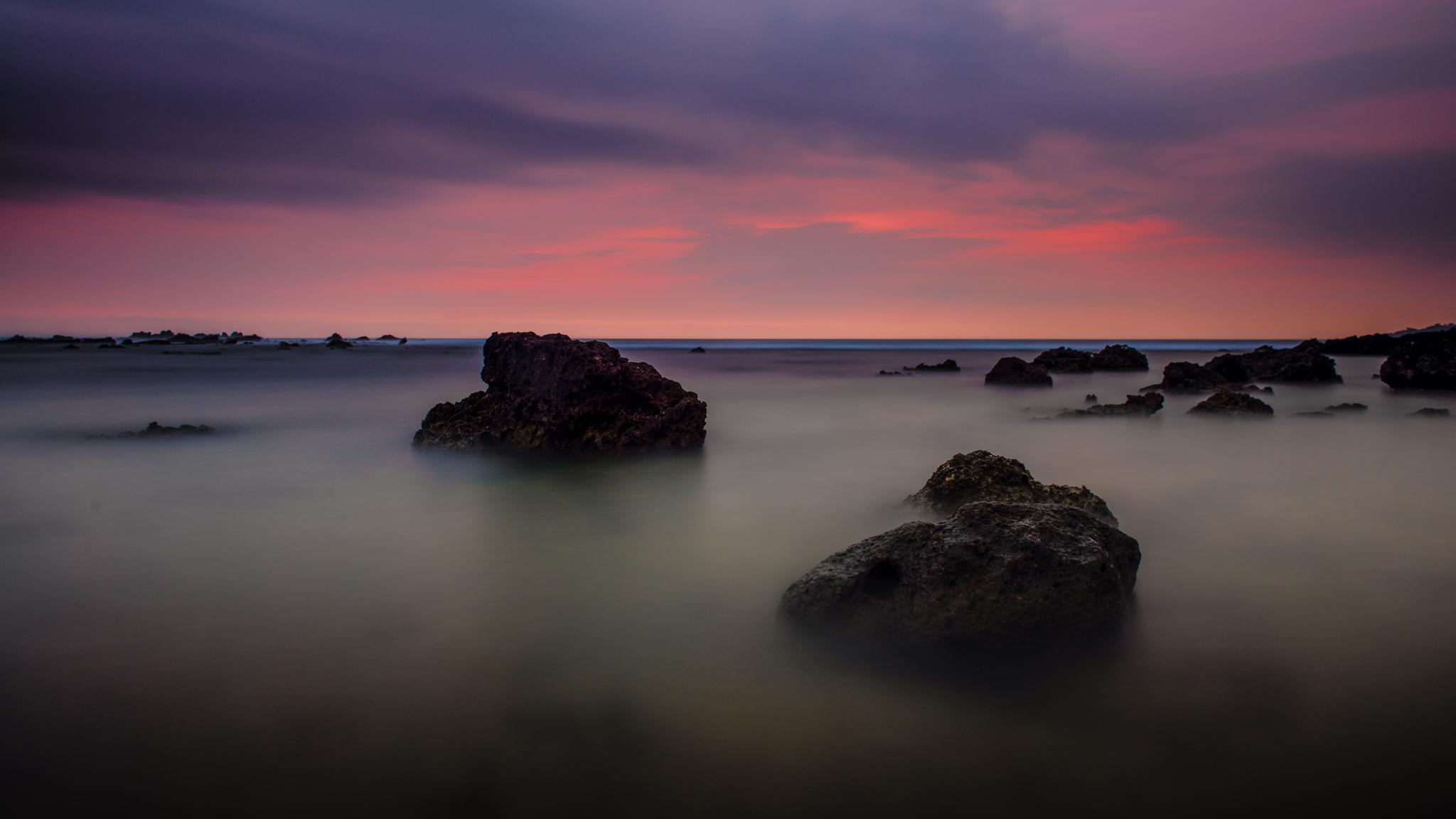 Sawarna Sunset - Iksa Menajang
