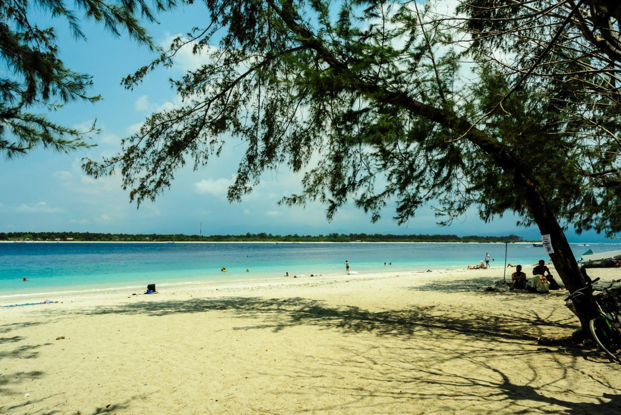 Lombok Gili Trawangan - Iksa Menajang