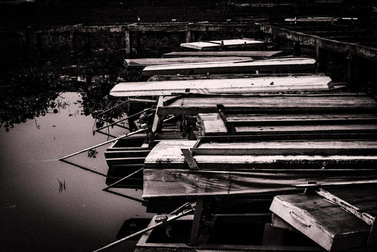 Ambarawa Tourist Boats